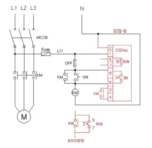 首页 应用方案 dzq-b 接触器辅助保持防晃电 dzq-b(bt-dzq/b) 接触器